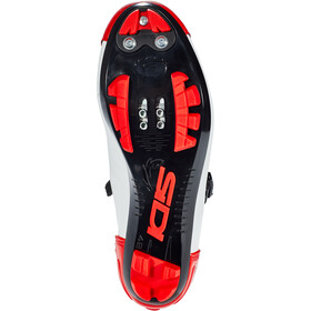Sidi MTB Trace 2 Chaussures Homme, white/black/red